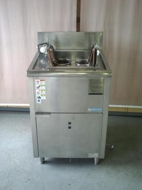 電気ゆで麺器(ボイルタイプ)