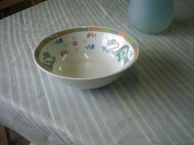 メラミン麺鉢 竜彩