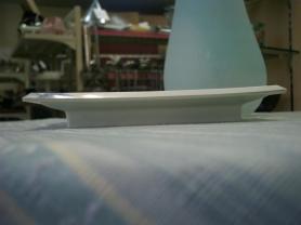 メラミン角皿 アイビー